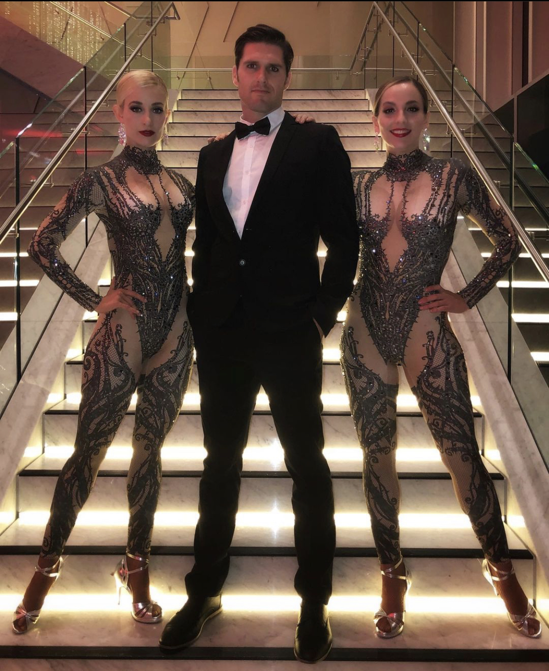 007 James Bond theme Dance Show