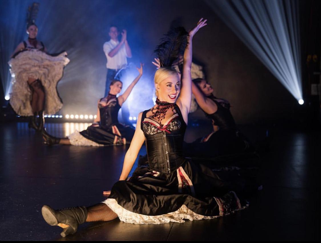 Can Can Dancers Gold Coast Australia