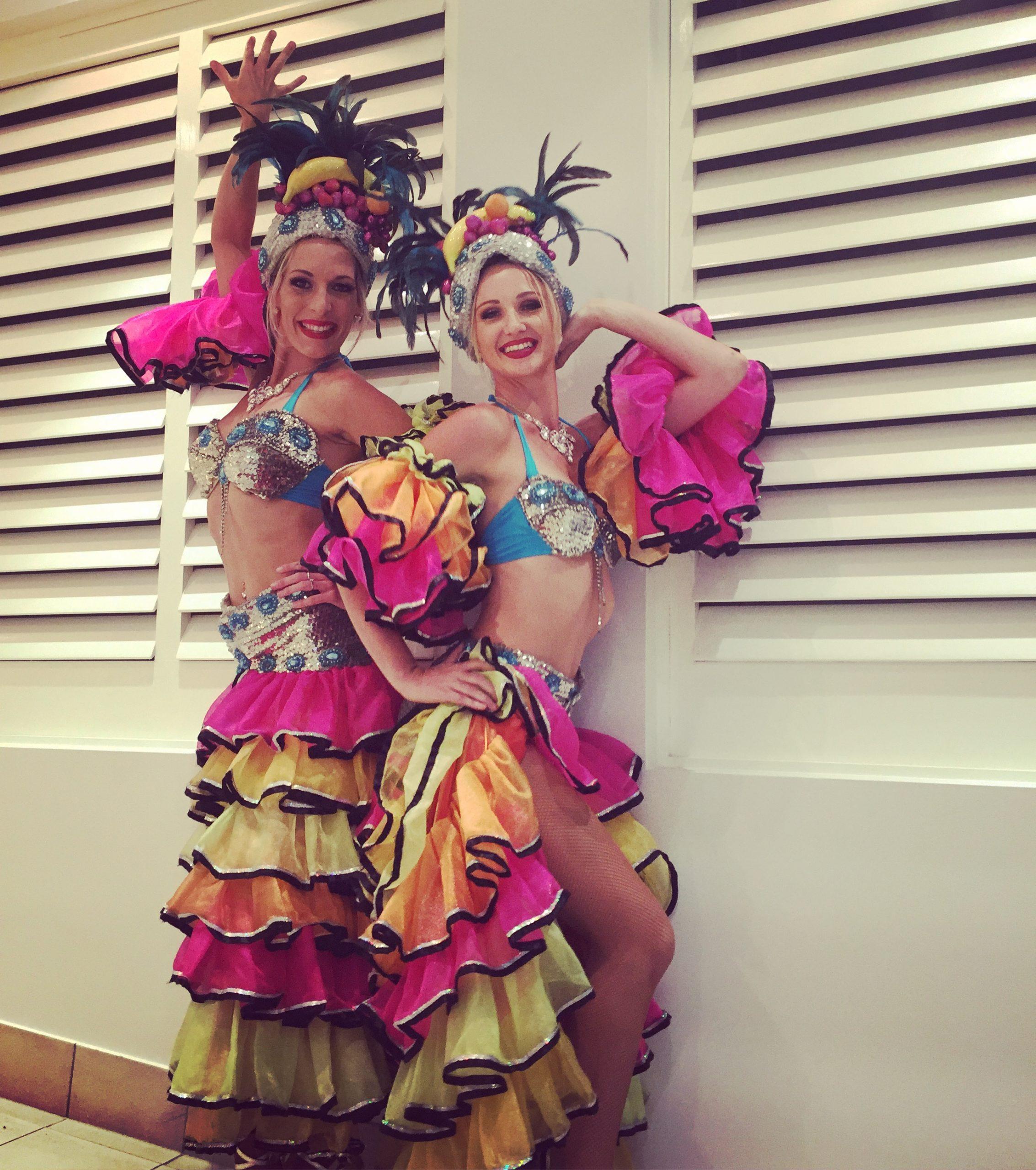Tropical Dancers Gold Coast Australia