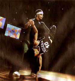 Nacho Pop Break Dancers
