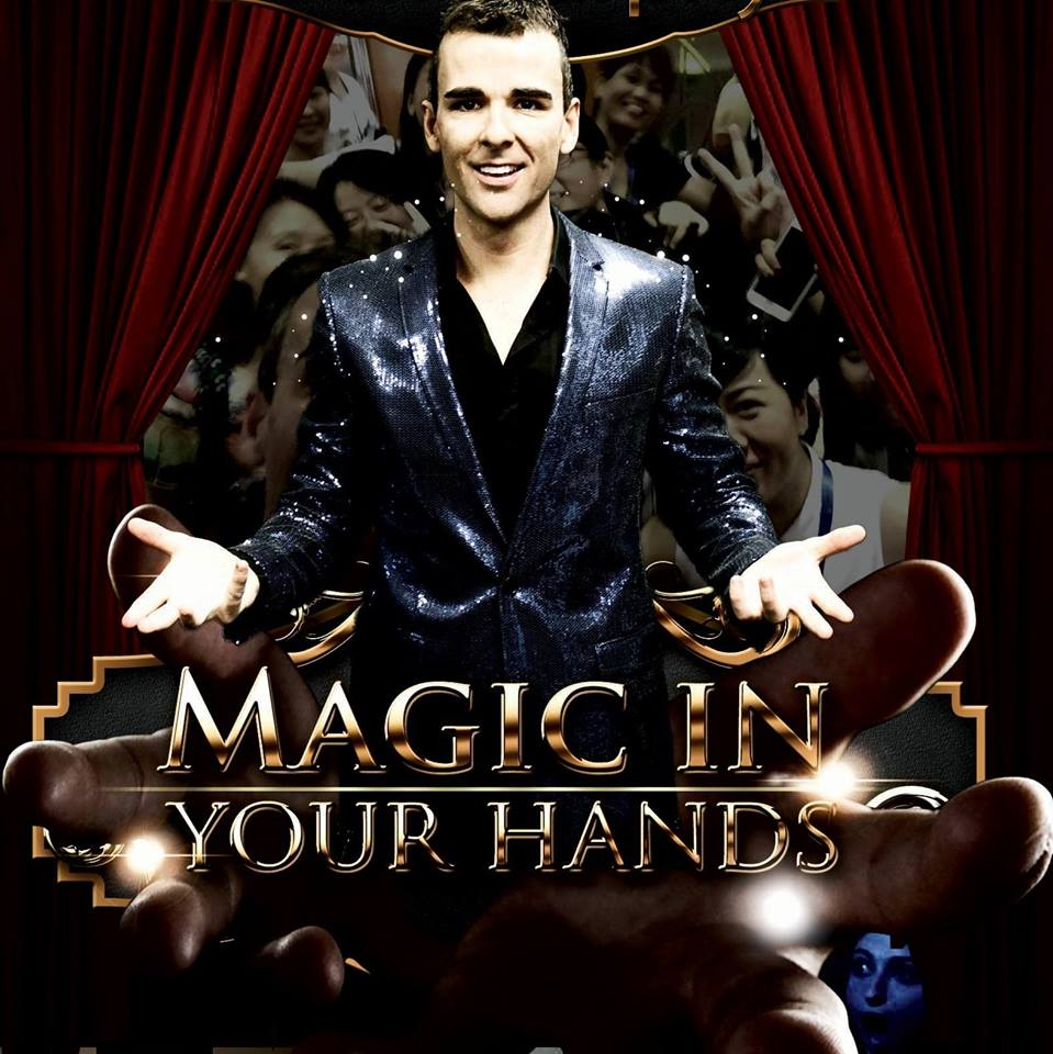 Ben Murphy Magician
