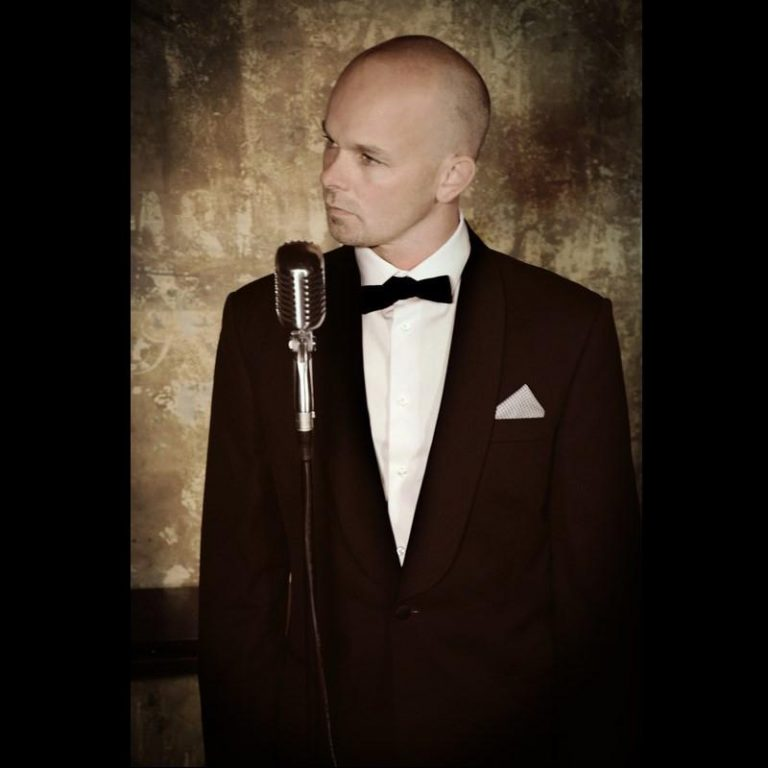 Jazz Singer Chris Melville